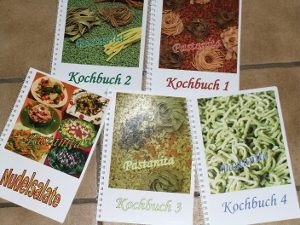 Pastanita Kochbücher